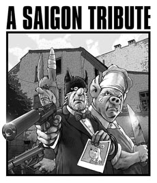 A Saigon tribute