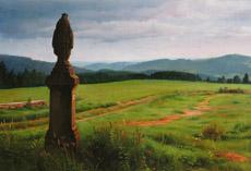 Landscape from Říčky