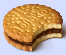 Disko – cookie