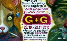 Geislerová + Grus – exhibition