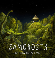 Samorost 3 is out now!