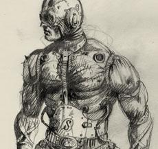 Perak-sketches