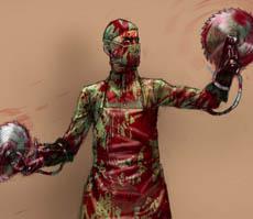 Bloody surgeon