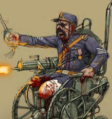 Wheel veteran